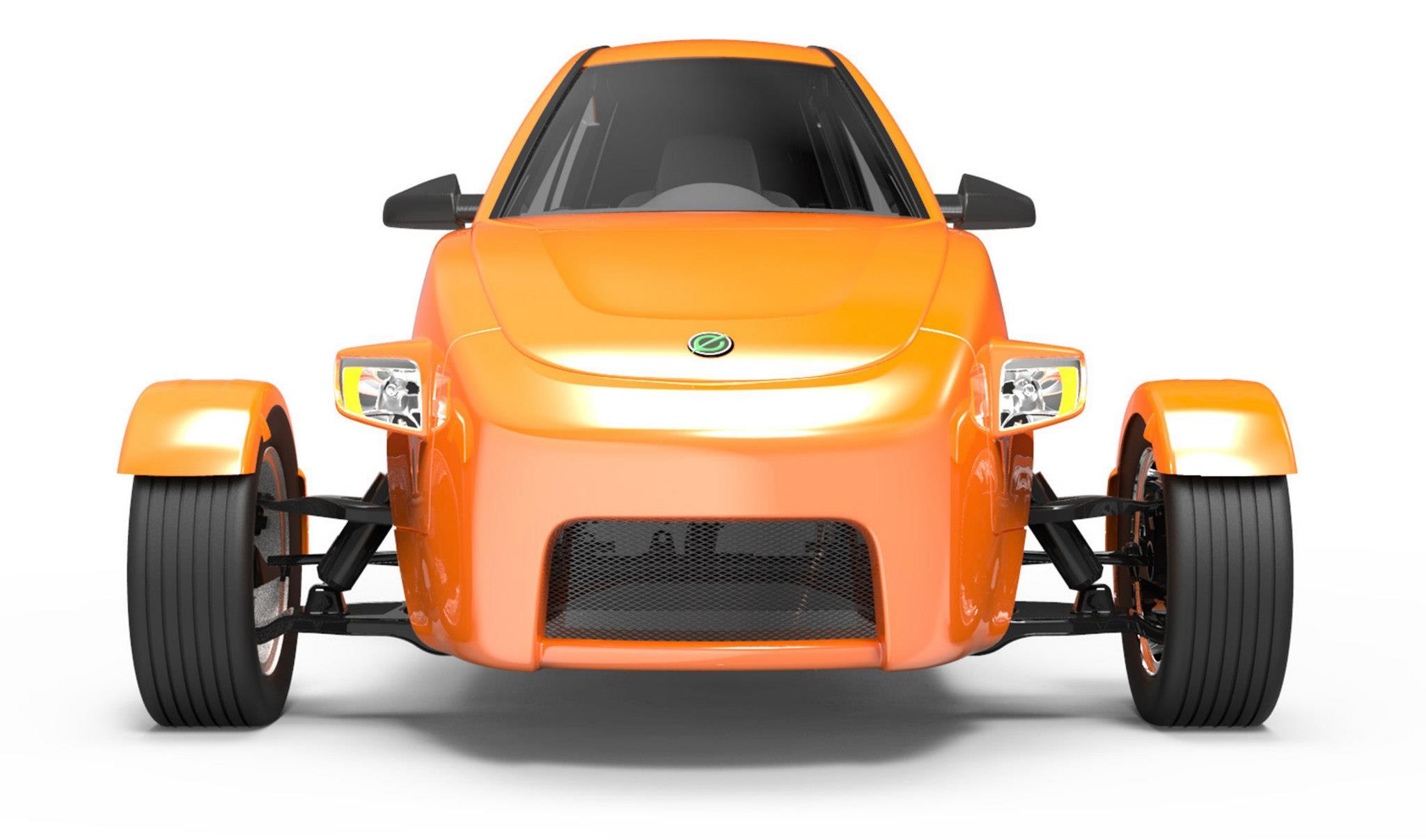 Elio Motors 7 000 84mpg Car Inches Closer Toward