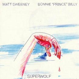 Matt_Sweeney_-_Bonnie_prince_Billy-Superwolf-Frontal